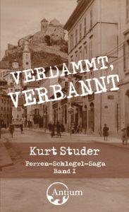 """Lesung """"Verdammt, verbannt"""" mit Kurt Studer @ Stadtbibliothek, Arbon"""