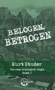 """Lesung """"Belogen, betrogen"""" mit Kurt Studer @ Tertianum Segeten"""